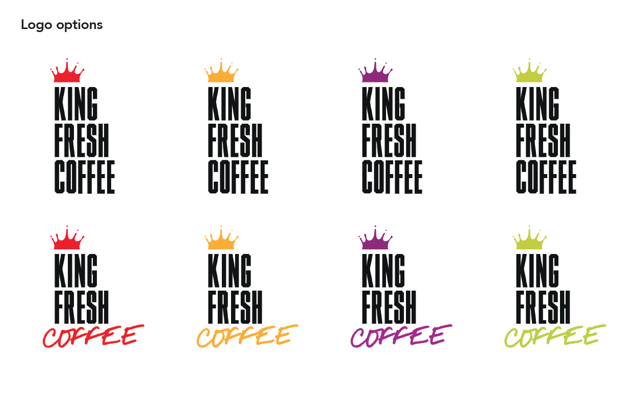King Fresh Coffee 3