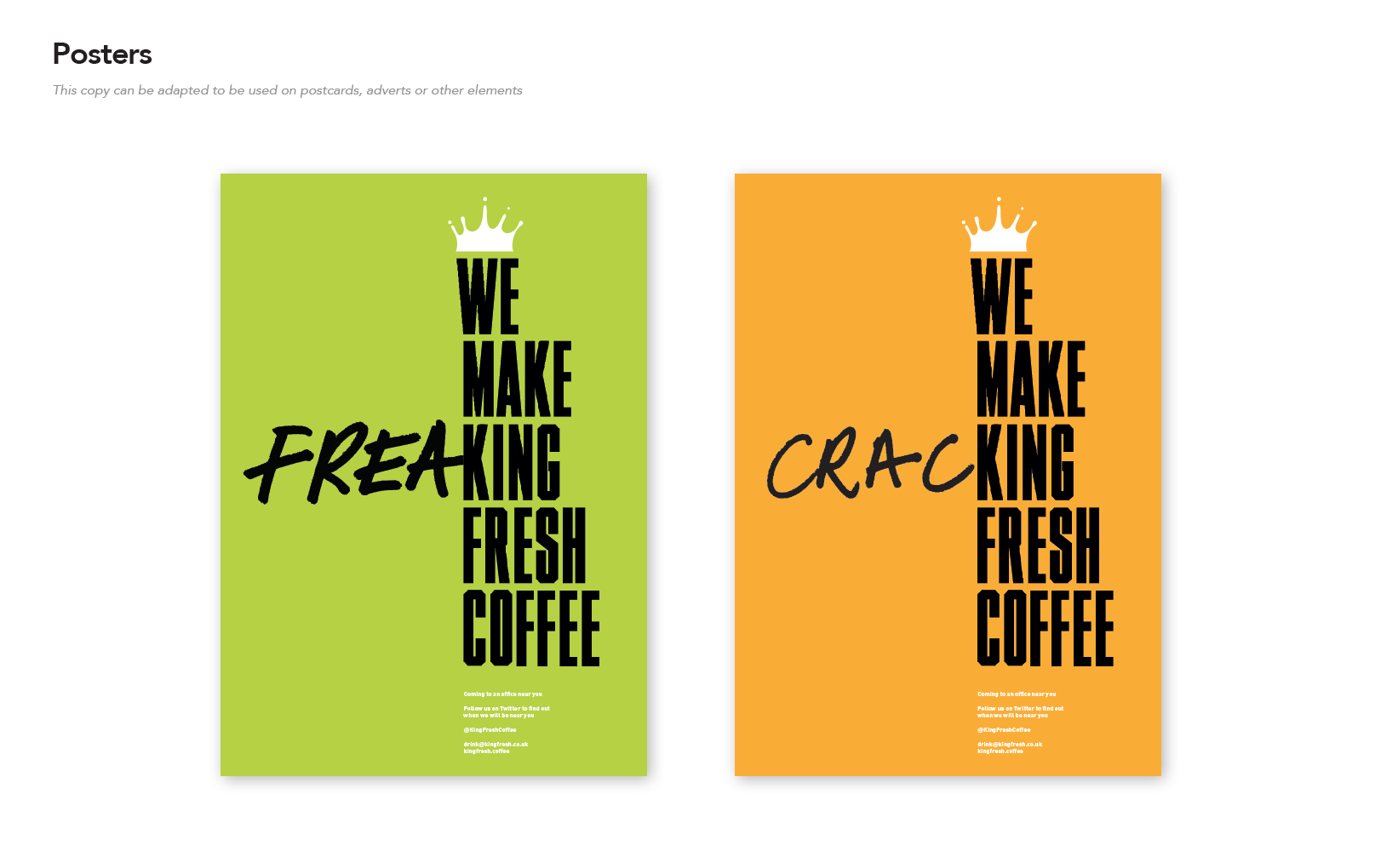 King Fresh Coffee 8